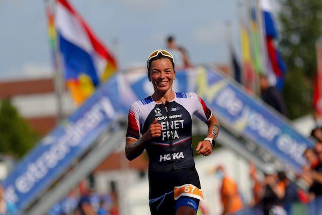 Manon Genêt Vice championne du monde