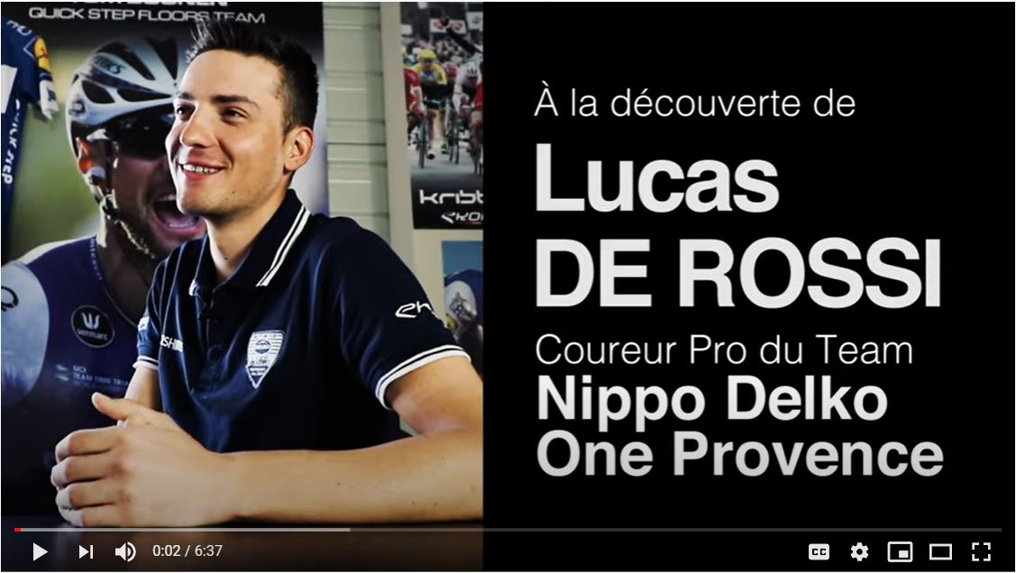 THE INTERVIEW WITH LUCAS DE ROSSI