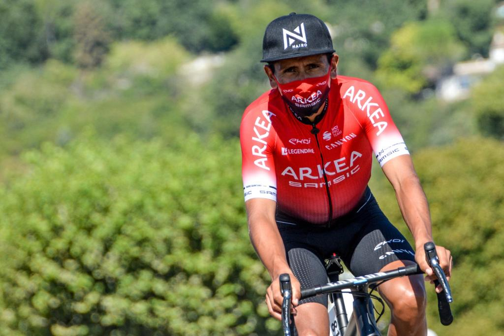 TDF 2020 / STAGE 8: NAIRO QUINTANA IS STILL 6TH IN GENERAL CLASSIFICATION