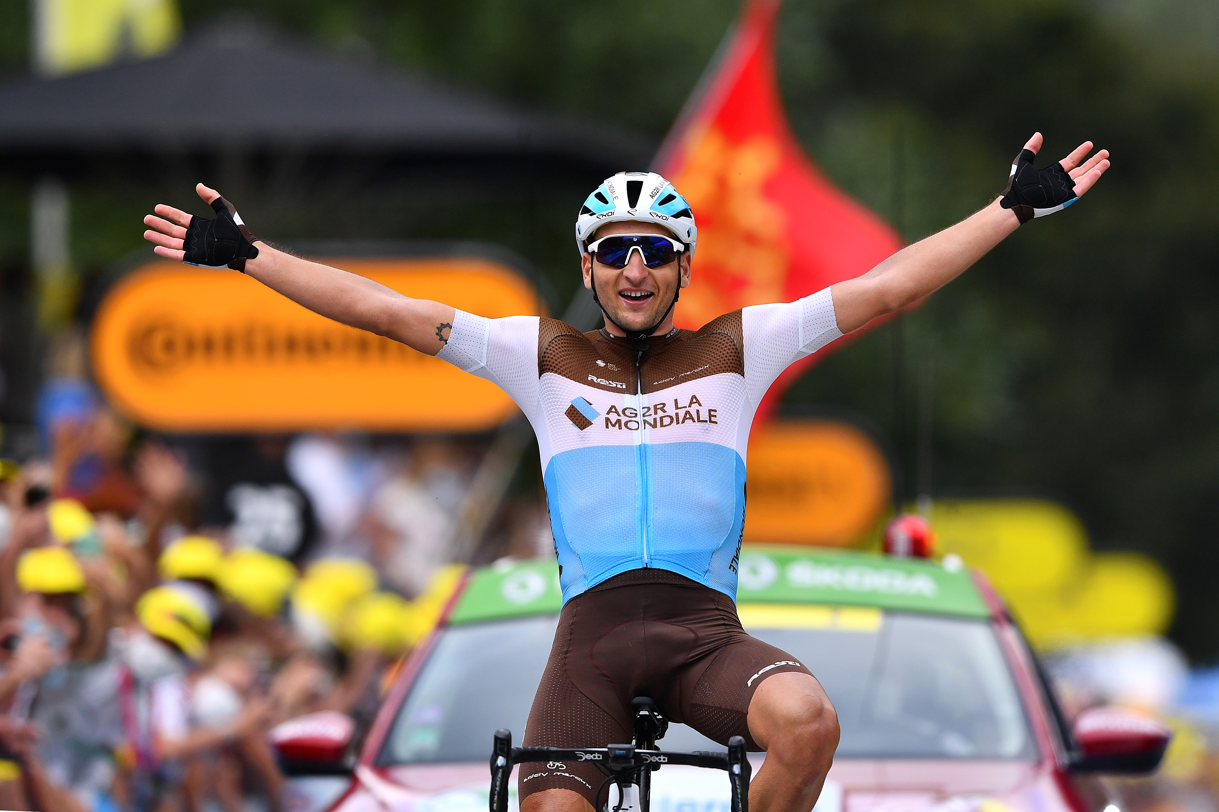 TDF 2020 / STAGE 8: VICTORY OF NANS PETERS