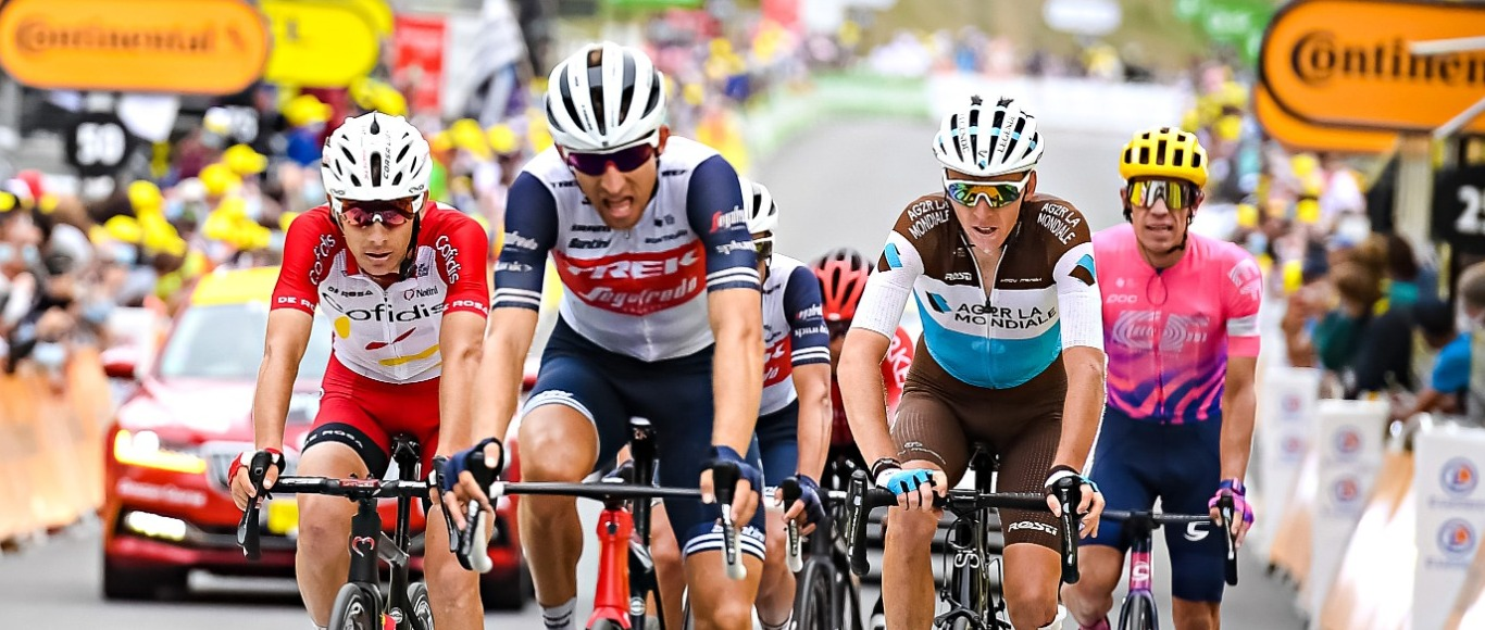 TDF 2020 / STAGE 9: GUILLAUME MARTIN RETAINES HIS 3RD PLACE IN THE GENERAL