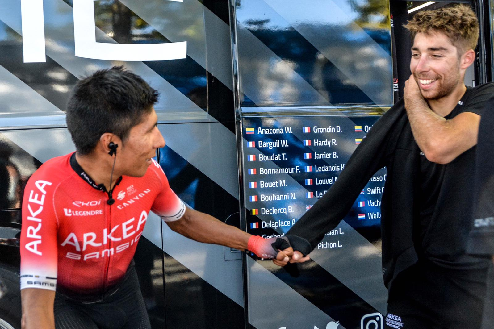 TDF 2020 / Stage 11 : Nairo Quintana still  ranks 5th in general classification