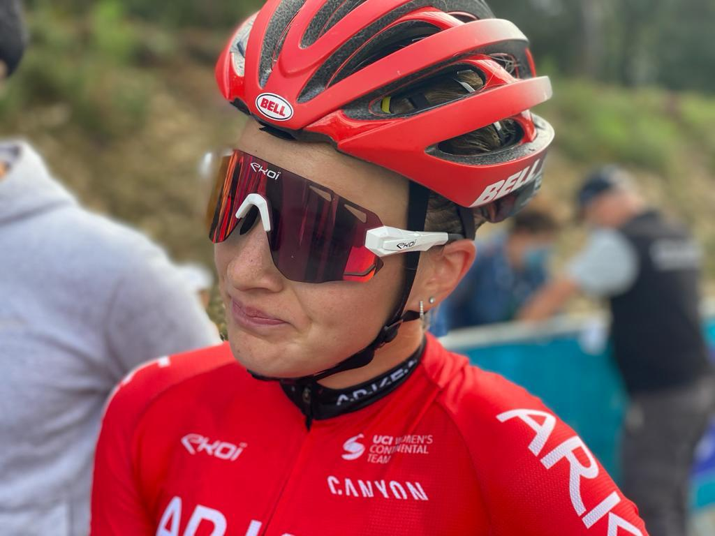 Gladys Verhulst wins the first   Arkéa Pro Cycling Team victory in Rambouillet