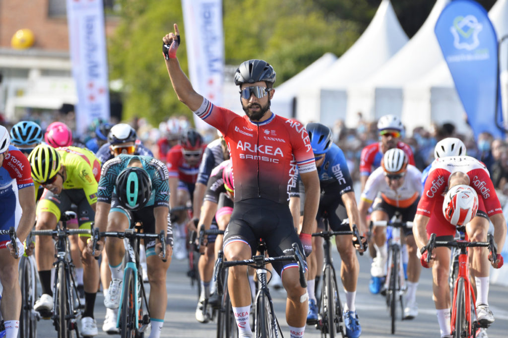 Nacer Bouhanni wins the Grand Prix d'Isbergues