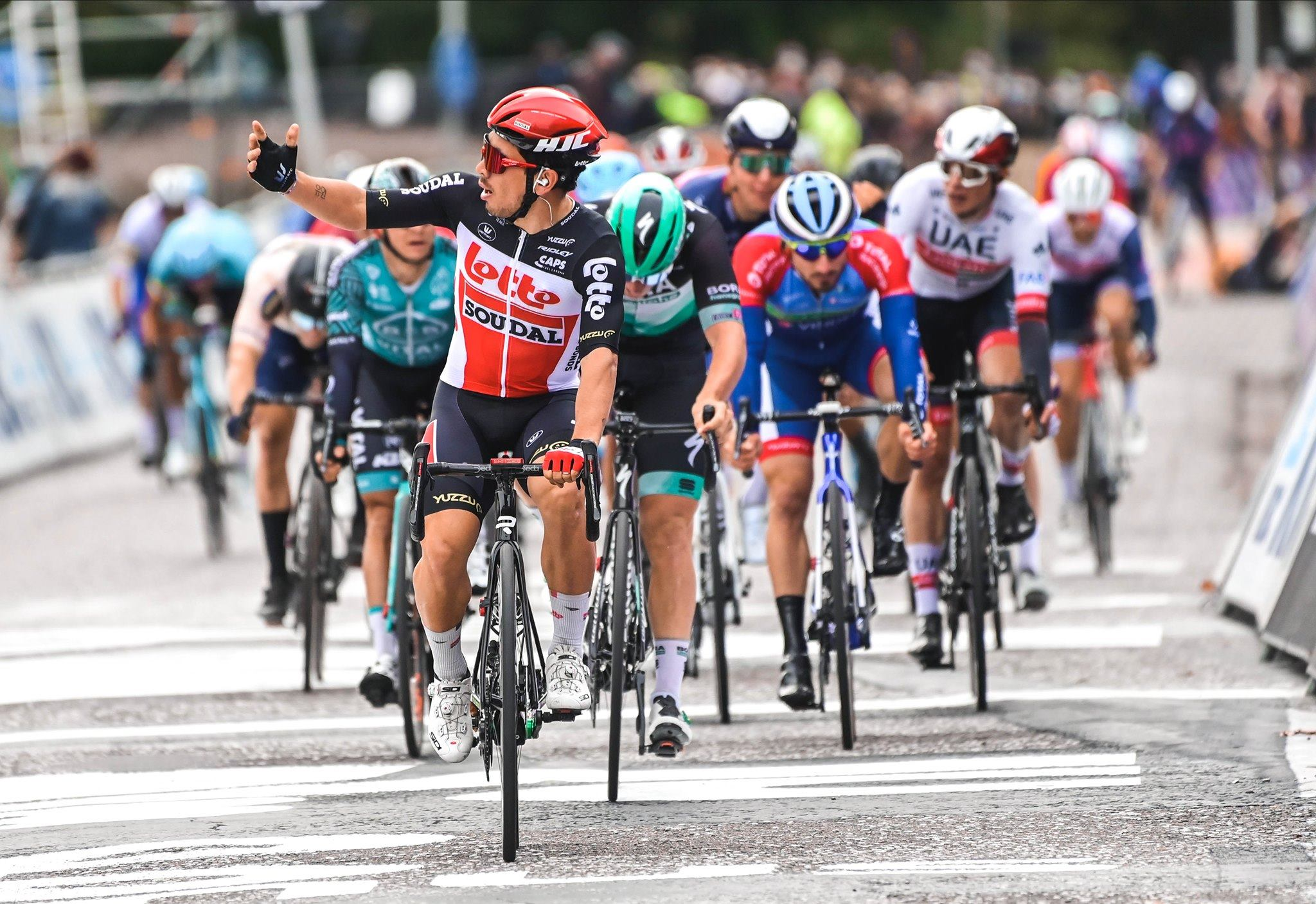 Escaut Grand Prix : Caleb EWAN's new victory