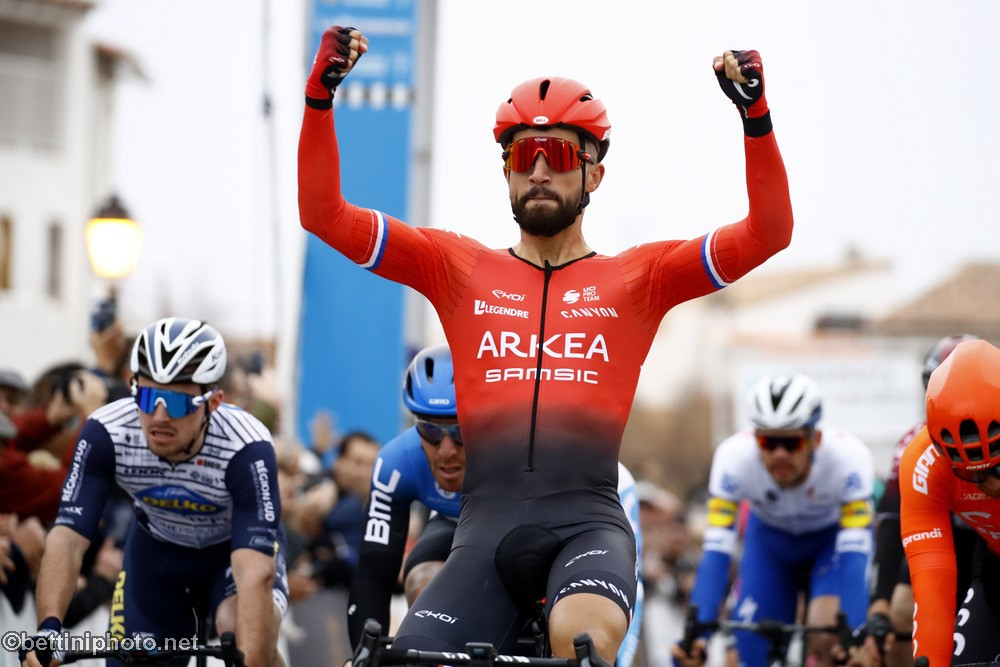 Nacer Bouhanni wins the 1st stage on Tour de Provence