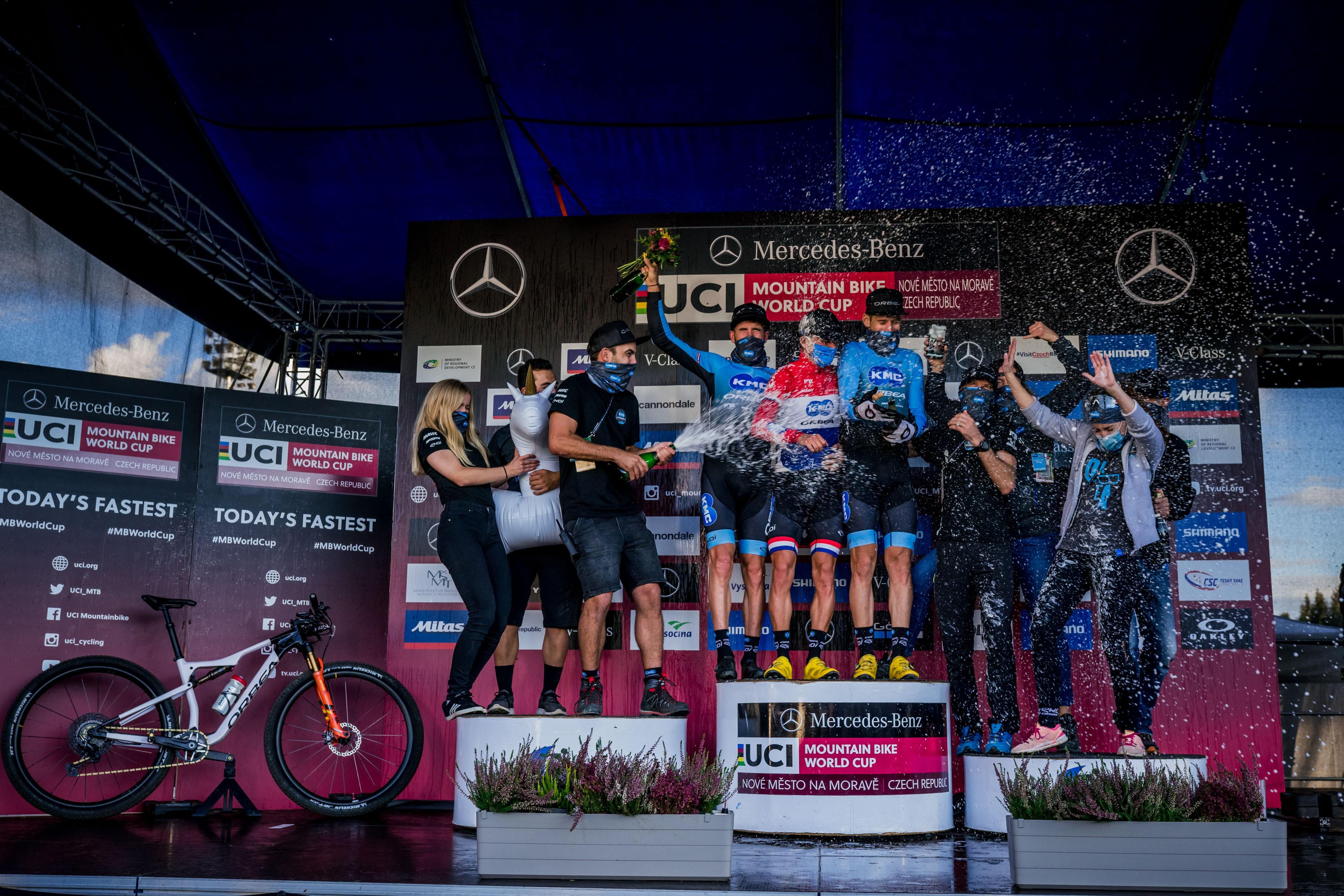 Team KMC ORBEA : Leader of Worlwide UCI Teams