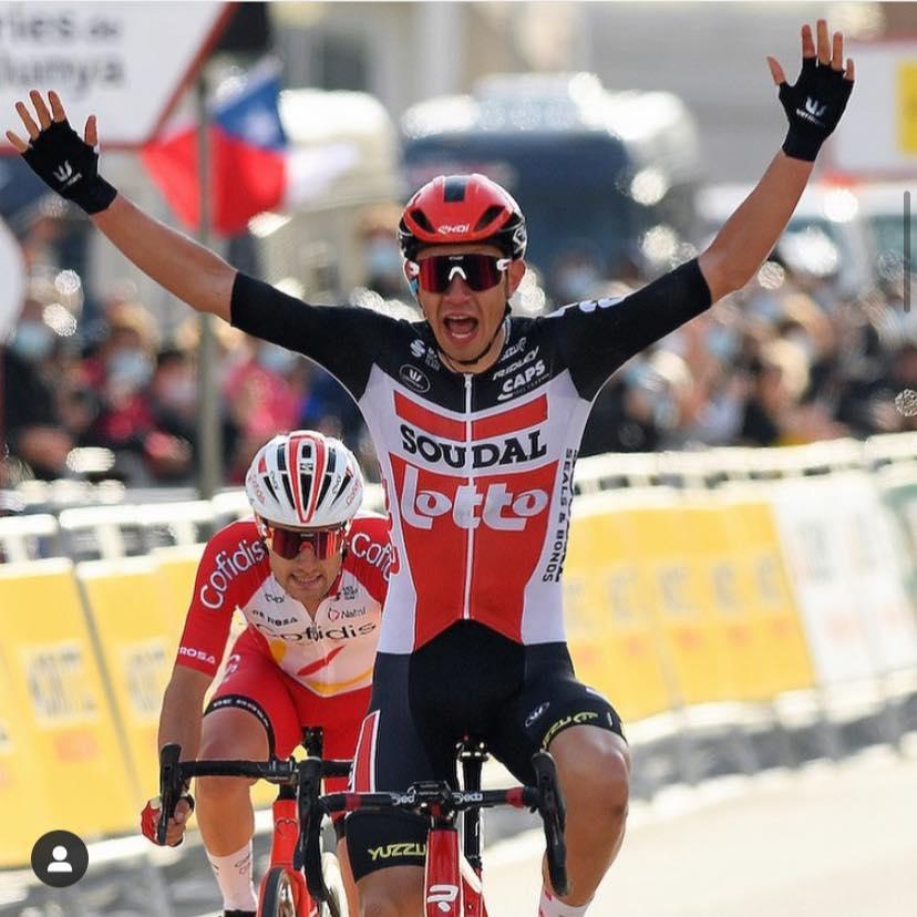 Andreas Kron s'impose sur la première étape du tour de Catalogne