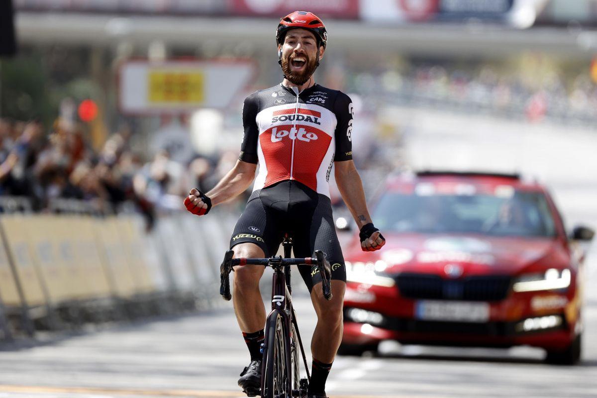 Thomas De Gendt remporte la dernière étape du tour de catalogne